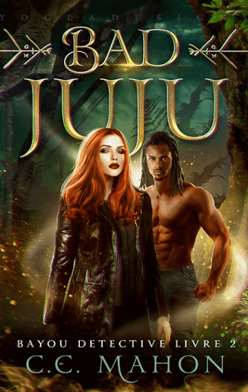 couverture du roman Bad Juju