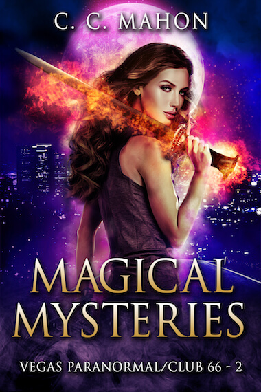 Magical Mysteries book cover