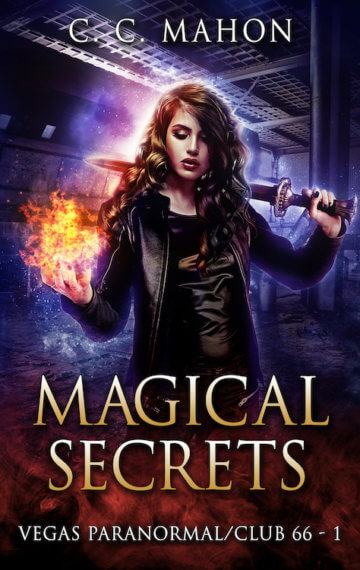 Magical Secrets book cover