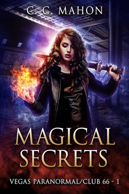 Magical Secrets book cover