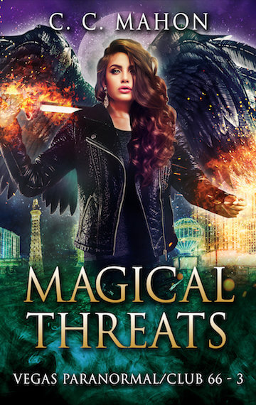 Magical Threats book cover